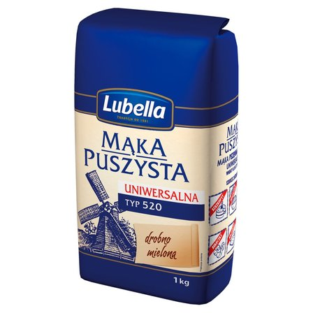 LUBELLA Mąka puszysta uniwersalna typ 520 (1)