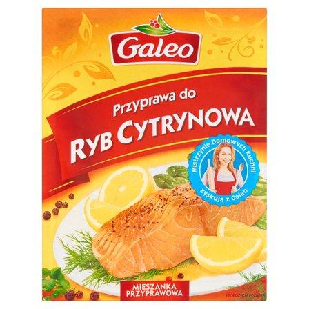 GALEO Przyprawa do ryb cytrynowa (1)