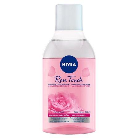 NIVEA MicellAir Skin Breathe Micelarny płyn dwufazowy z wodą różaną (1)