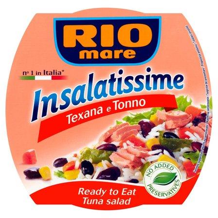 RIO MARE Insalatissime Texana e Tonno Gotowe danie z warzyw i tuńczyka (2)