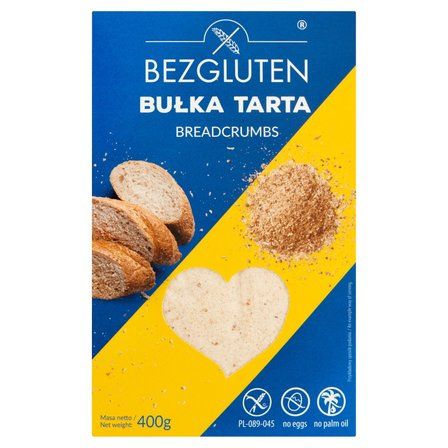 BEZGLUTEN Bułka tarta (2)