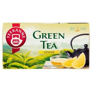 Teekanne Green Tea Lemon Aromatyzowana herbata zielona 35 g (20 x 1,75 g) (1)