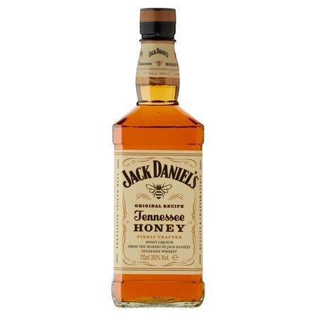Jack Daniel's Tennesse Honey Whiskey (1)