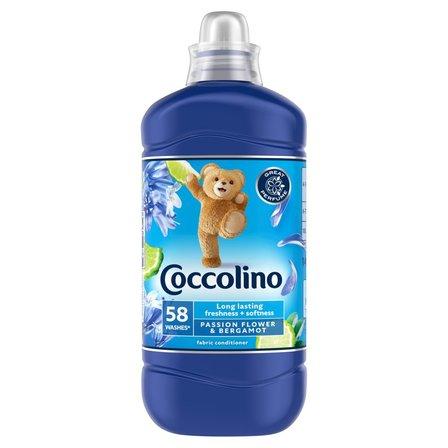 COCCOLINO Creations Passion Flower & Bergamot Płyn do płukania tkanin koncentrat (58 prań) (1)
