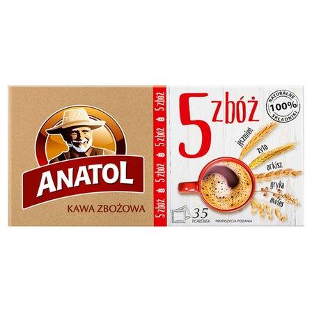 ANATOL Kawa zbożowa 5 zbóż (35 tb.) (2)