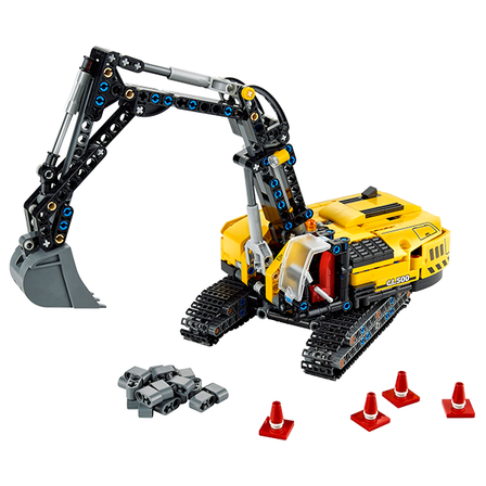 LEGO Technic Wytrzymała koparka 42121 (8+) (2)