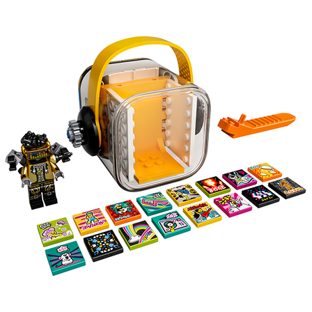 LEGO Vidiyo HipHop Robot BeatBox 43107 (7+) (2)