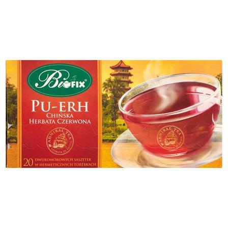 BiFIX Admiral Tea Pu-Erh Chińska herbata czerwona (20 tb.) (2)