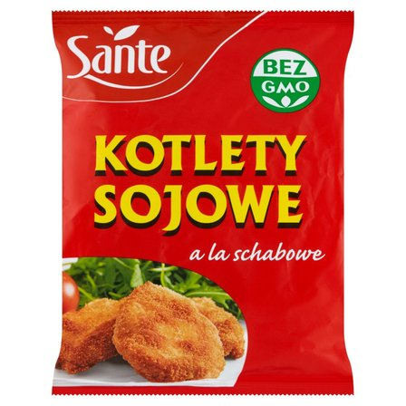 SANTE Kotlety sojowe ala schabowe (1)