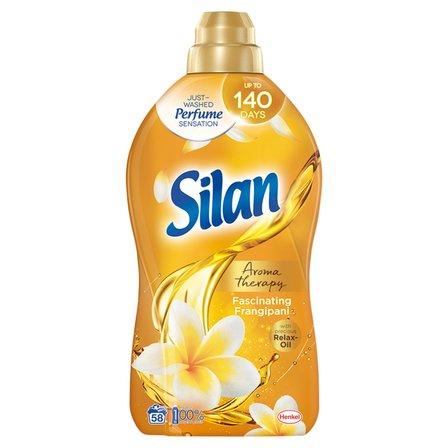 SILAN Aromatherapy Fascinating Frangipani Płyn do zmiękczania tkanin (58 prań) (1)