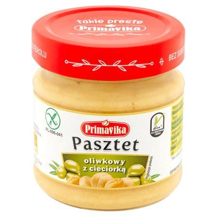 PRIMAVIKA Pasztet oliwkowy z cieciorką (1)