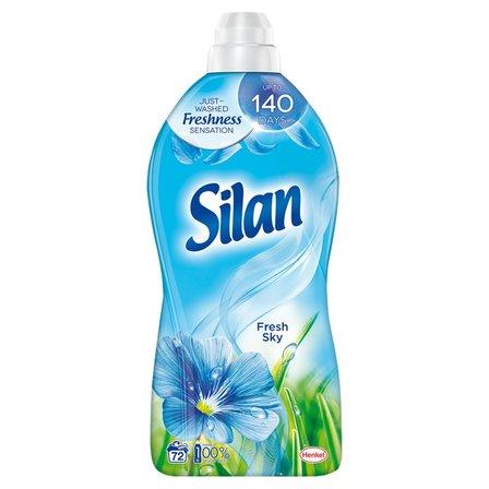 SILAN Fresh Sky Płyn do zmiękczania tkanin (72 prania) (1)