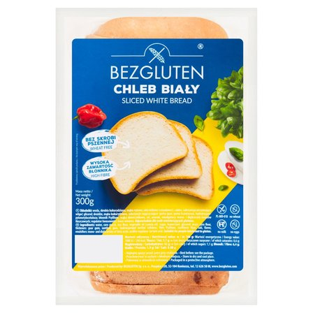 BEZGLUTEN Chleb biały (1)