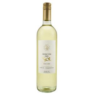 RINCON DEL SOL Chenin - Chardonnay Wino białe półwytrawne Argentyna (1)