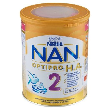 NAN Optipro H.A. 2 Mleko następne w proszku dla niemowląt powyżej 6. miesiąca (2)