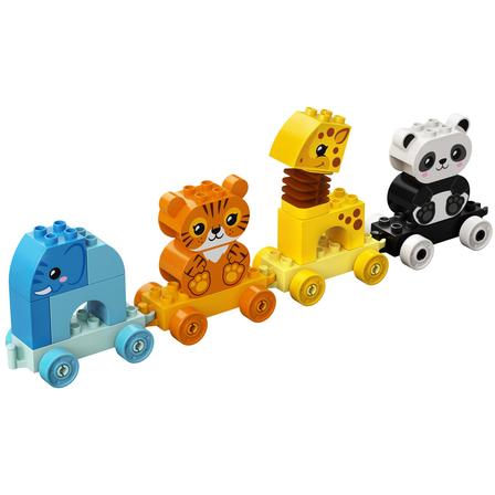 LEGO Duplo My First Pociąg ze zwierzątkami 10955 (1.5+) (2)