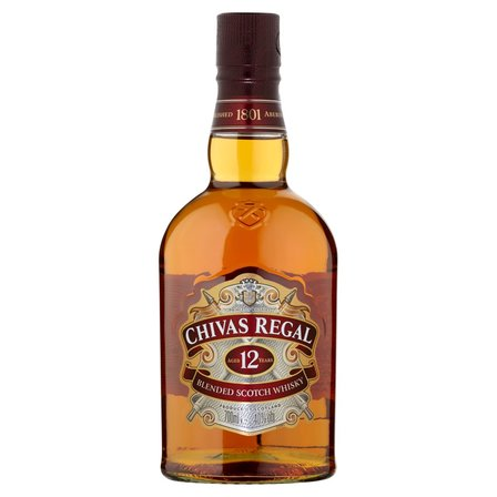 CHIVAS Regal Aged 12 Years Blended Scotch Whisky (1)