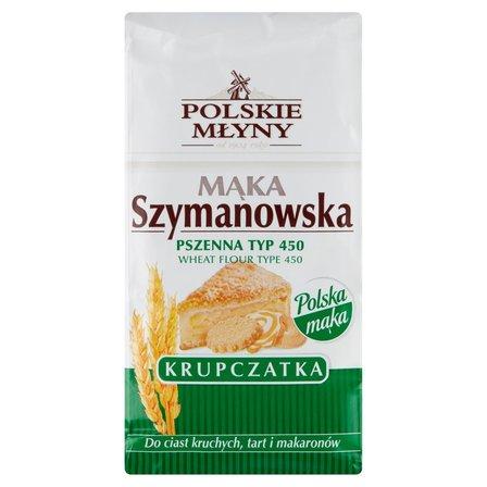POLSKIE MŁYNY Mąka Szymanowska pszenna krupczatka typ 450 (2)