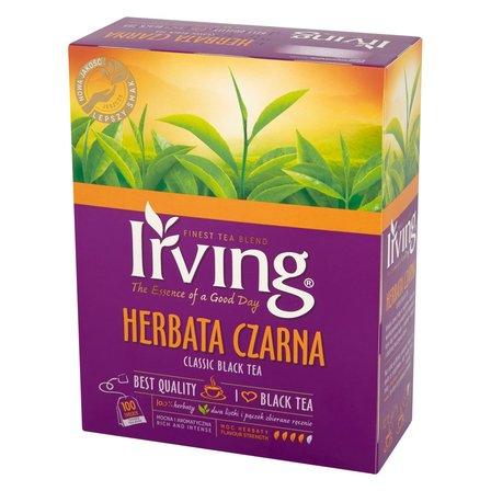 IRVING Herbata czarna (100 tb.) (1)