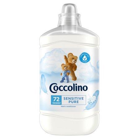 COCCOLINO Sensitive Płyn do płukania tkanin koncentrat (72 prania) (1)