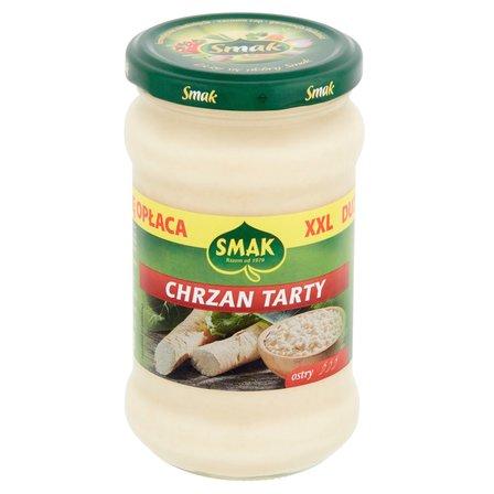 SMAK Chrzan tarty ostry (1)