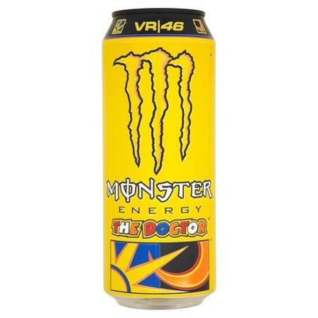MONSTER Energy The Doctor Gazowany napój energetyzujący (2)