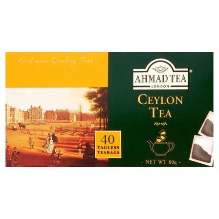 Ahmad Tea Ceylon Herbata czarna 80 g (40 torebek) (2)