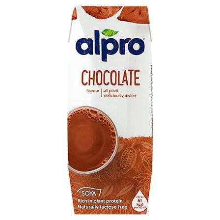 ALPRO Napój sojowy o smaku czekoladowym (1)