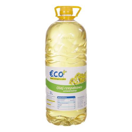ECO+ Olej rzepakowy uniwersalny (1)
