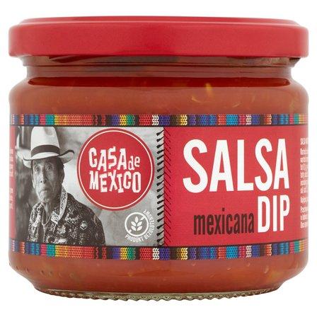 CASA DE MEXICO Salsa Mexicana Dip (4)