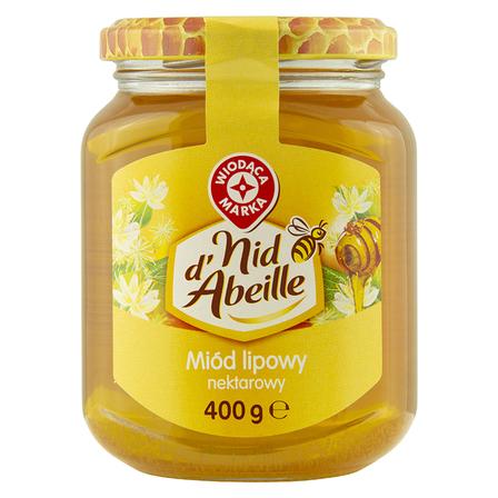 WIODĄCA MARKA Miód pszczeli lipowy nektarowy (1)