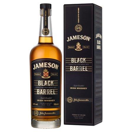 JAMESON Black Barrel Irish Whiskey (1)