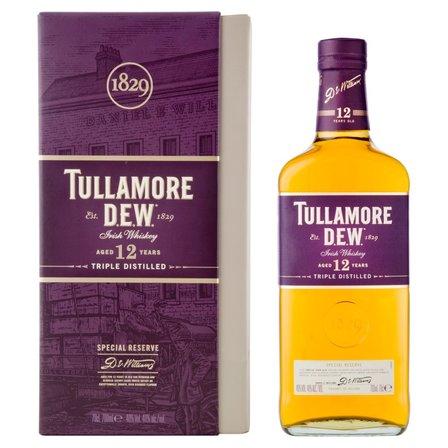 TULLAMORE D.E.W. 12 YO Special Reserve Irlandzka whiskey (1)