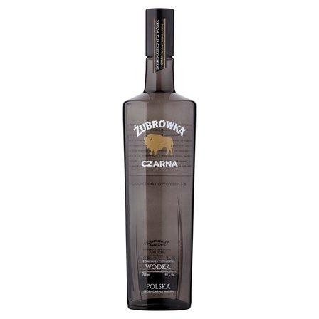 ŻUBRÓWKA Czarna Wódka (1)