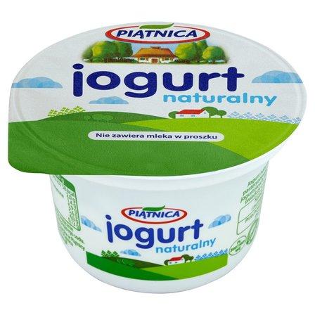 PIĄTNICA Jogurt naturalny (1)