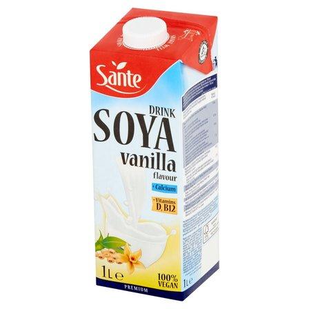 SANTE Napój sojowy o smaku waniliowym (1)