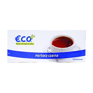 ECO+ Herbata czarna (100 tb.) (1)