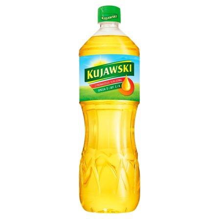 KUJAWSKI Olej rzepakowy z pierwszego tłoczenia (1)