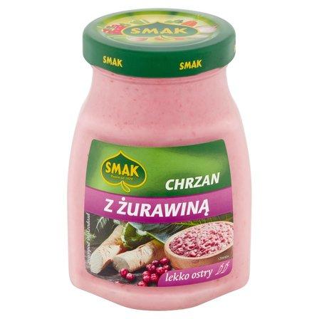 Smak chrzan z żurawiną (1)