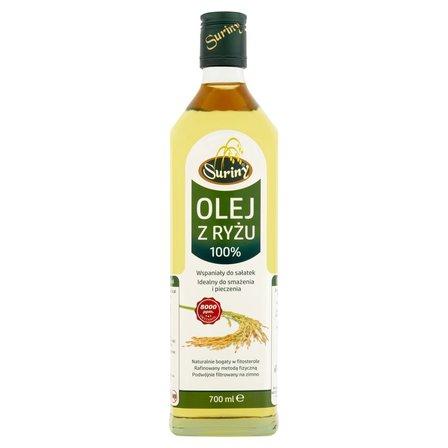 SURINY Olej z ryżu 100% (1)