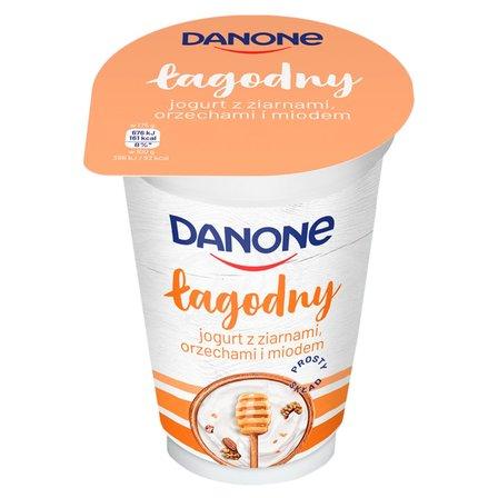DANONE Jogurt z ziarnami zbóż łagodny (1)