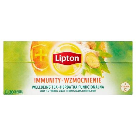 LIPTON Wzmocnienie Herbatka funkcjonalna (20 tb.) (2)