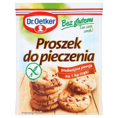 Dr. Oetker Proszek do pieczenia bez glutenu 30 g (1)