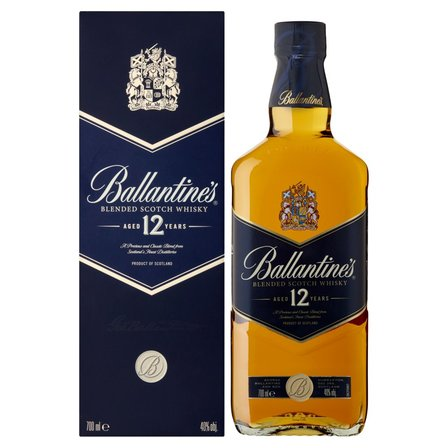 Ballantine's Aged 12 Years Blended Scotch Whisky (1)