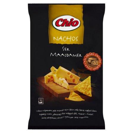 CHIO Nachos Ser Masdamer Chipsy kukurydziane (1)