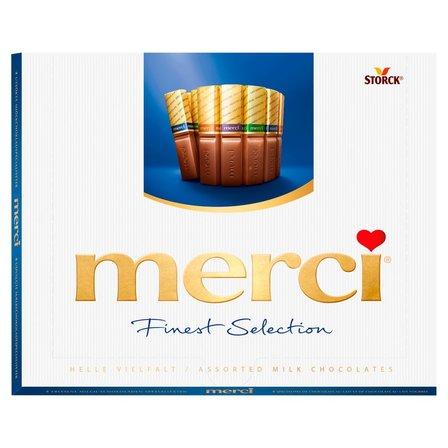 MERCI Finest Selection Kolekcja czekoladek mlecznych (1)