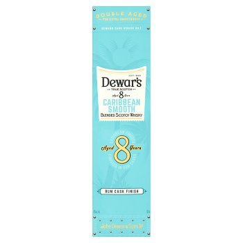 Dewar's Aged 8 Years Blended Scotch Whisky 700 ml (1)