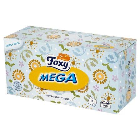 FOXY Mega Ultra miękkie chusteczki 2 warstwy (1)