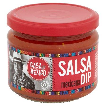 CASA DE MEXICO Salsa Mexicana Dip (2)