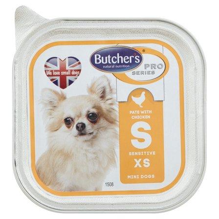 BUTCHER'S Pro Series Karma dla dorosłych psów pasztet z kurczakiem i warzywami (2)
